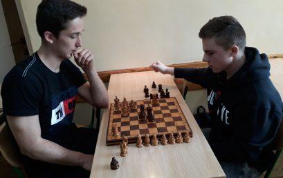 Finał Szkolnego Turnieju Szachowego