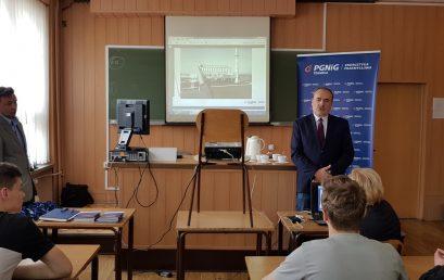 """PGNiG TERMIKA Energetyka Przemysłowa w """"Mechaniku"""""""