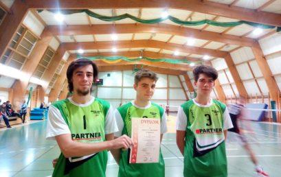 Badmintoniści na szóstym miejscu w województwie