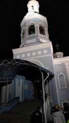 wejście do cerkwi